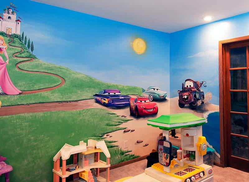 Kids Playroom Design Ideas (9)
