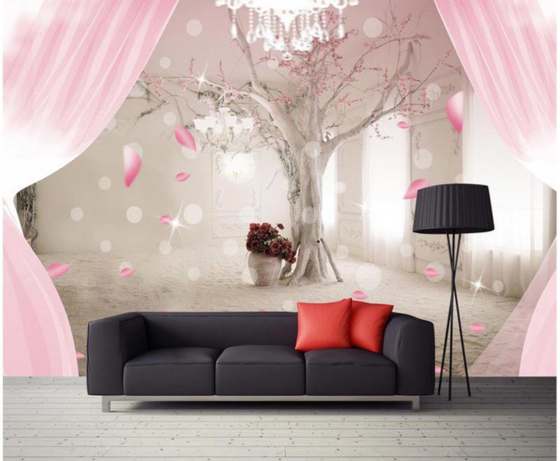 Living Room Photo Wallpapers and Wall Art (18)