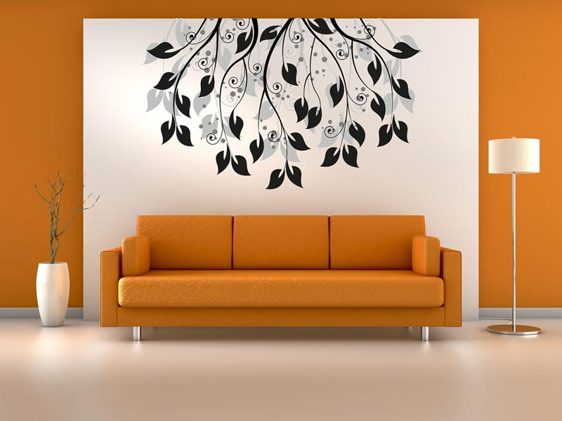 Living Room Photo Wallpapers and Wall Art (24)
