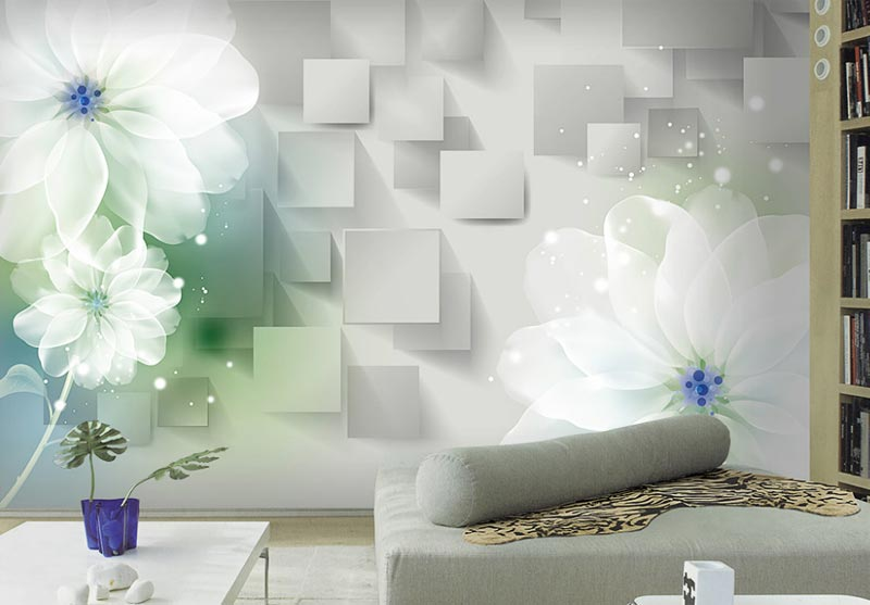 Living Room Photo Wallpapers and Wall Art (27)
