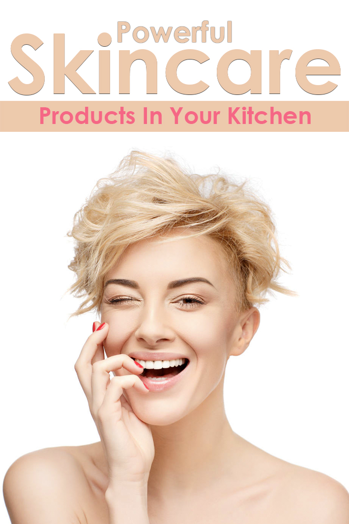 Powerful Skincare Products In Your Kitchen - Quiet Corner