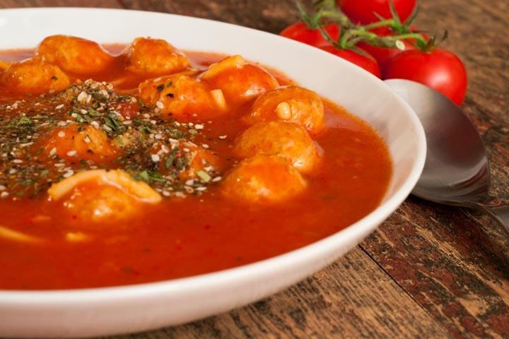 spaghetti and meatball soup recipe spaghetti and meatball soup is a ...