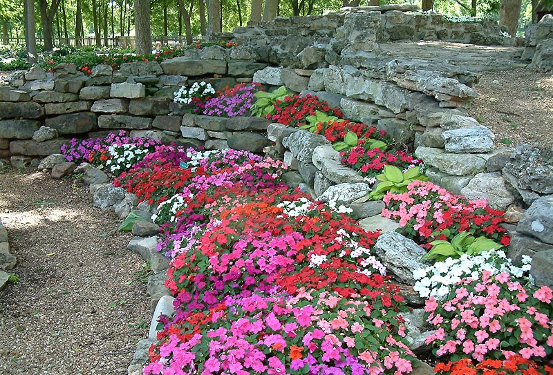 stunning rock garden design ideas quiet corner