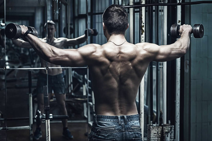 The Best Shoulder Workout