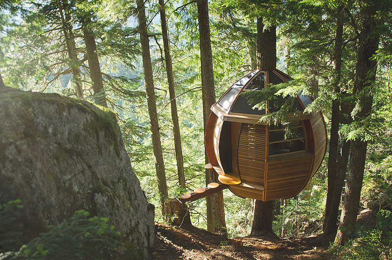 The HemLoft - Hidden Treehouse