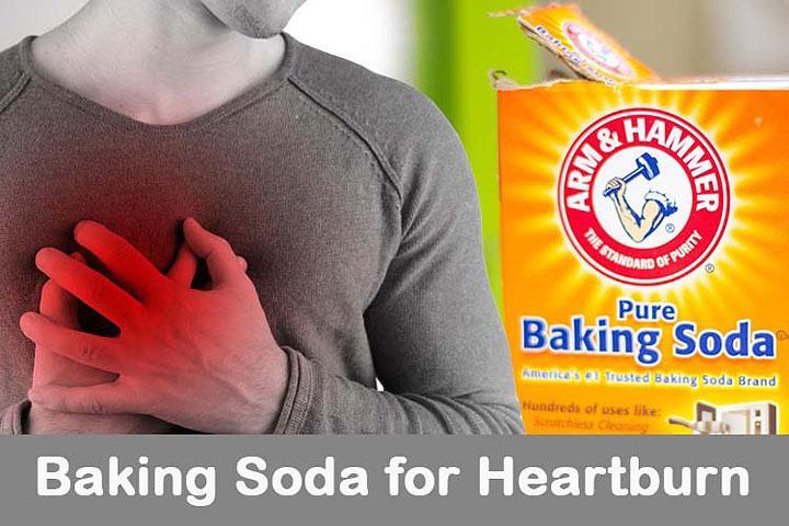 5 Ways to Use Baking Soda for Heartburn