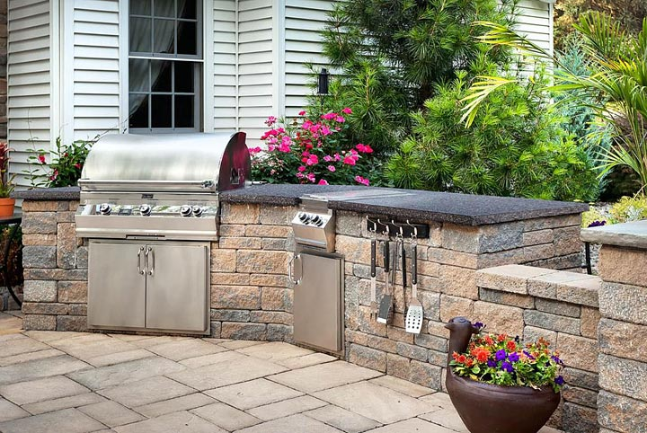 awesome outdoor kitchen designs and ideas quiet corner kitchen awesome kitchen cabinets design sets kitchen
