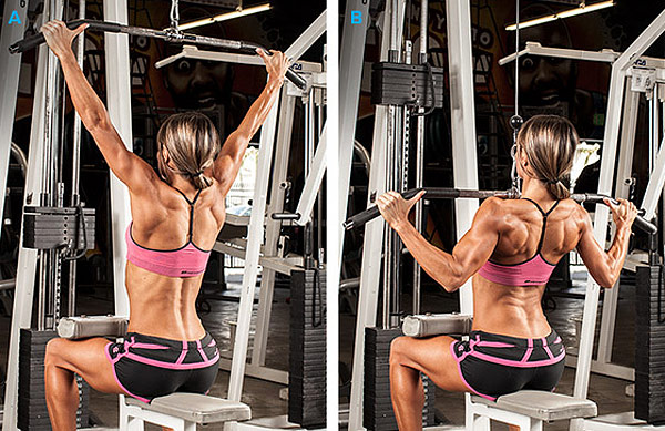 Upper Back Exercises
