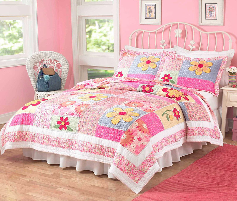 Girls Bedding Sets - Princess Bedroom