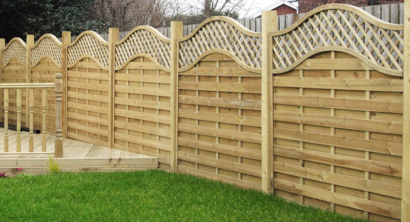 choose the right fence for your garden - Decorative Garden Fencing