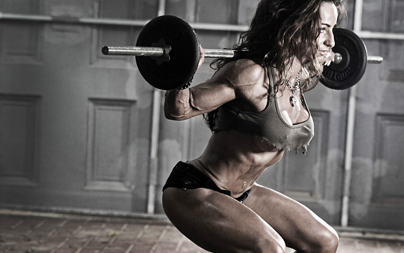 7 Laws of Building Athletic Muscle