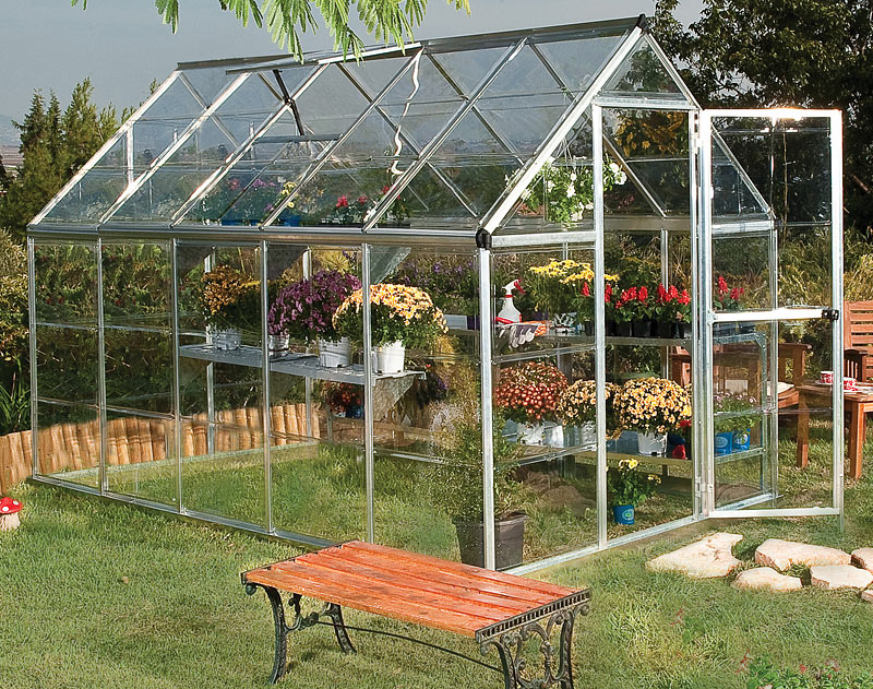 Greenhouse Gardening Benefits