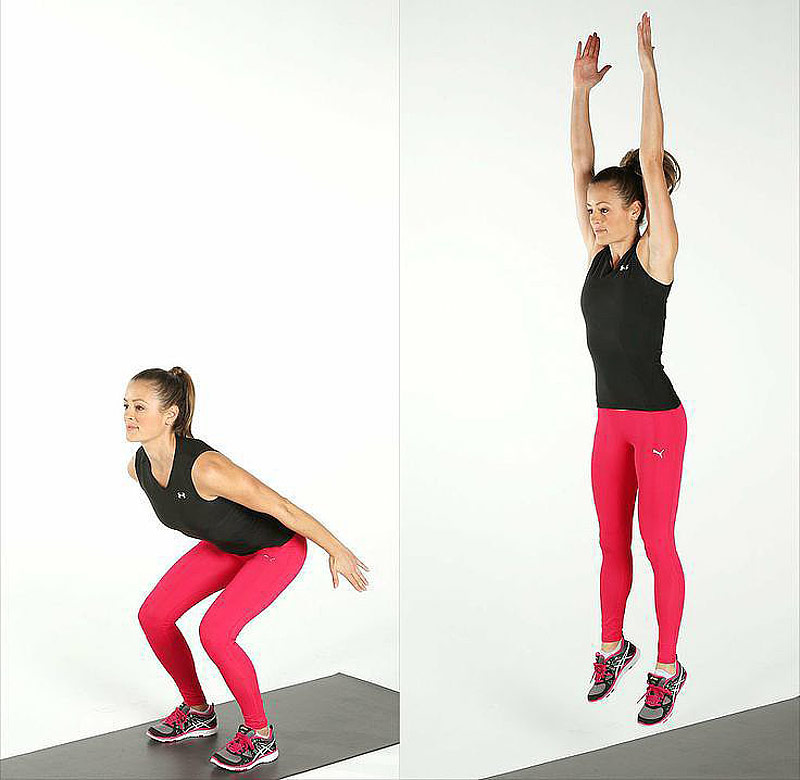Burn Fat and Get Ripped With HIIT Workout