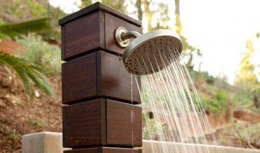 DIY – How to Build an Outdoor Shower