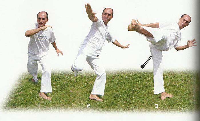Capoeira Dance as Workout