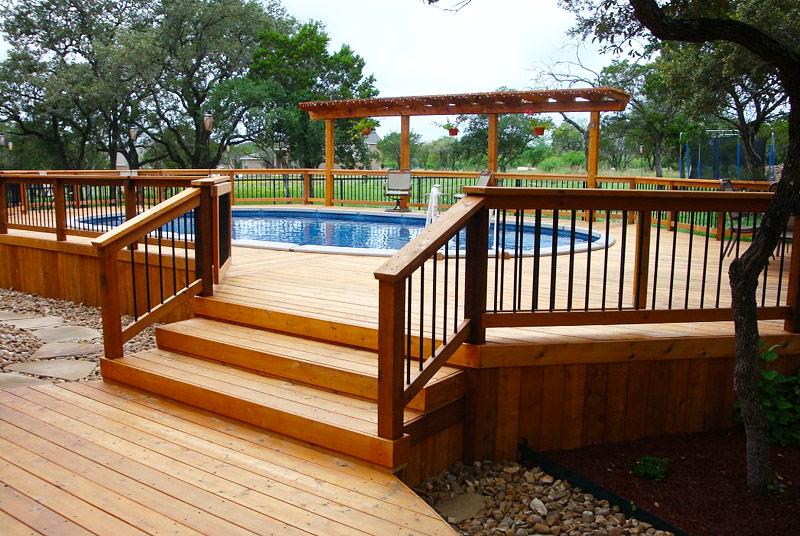 Deck Design Inspiring Ideas