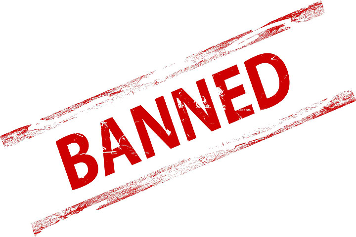 15 Things That Have Been Banned