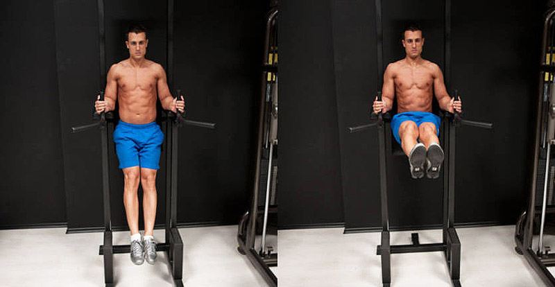 The Top 5 Exercises For Killer Abs