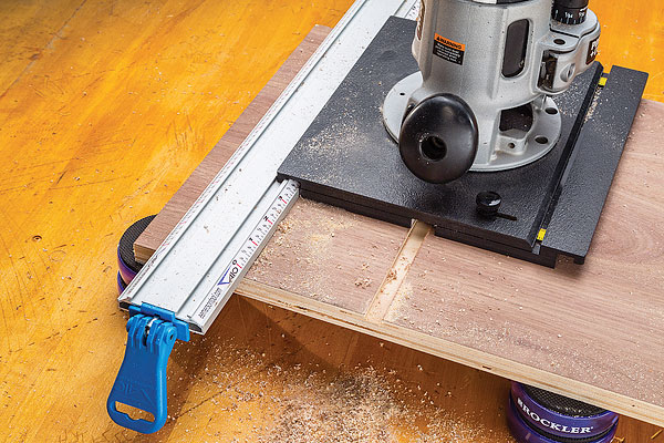 Wood Joinery - Dado Joint