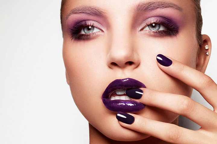 Dark Purple Lipstick - Wear It Like a Pro
