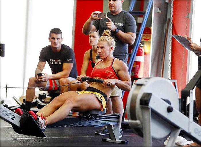 Pip (Philippa) Malone - CrossFit Pro Athlete
