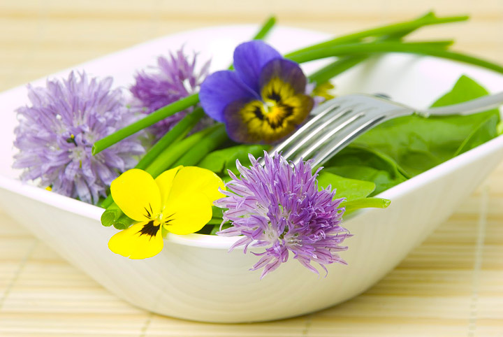 Edible Flowers - Flowers You can Eat