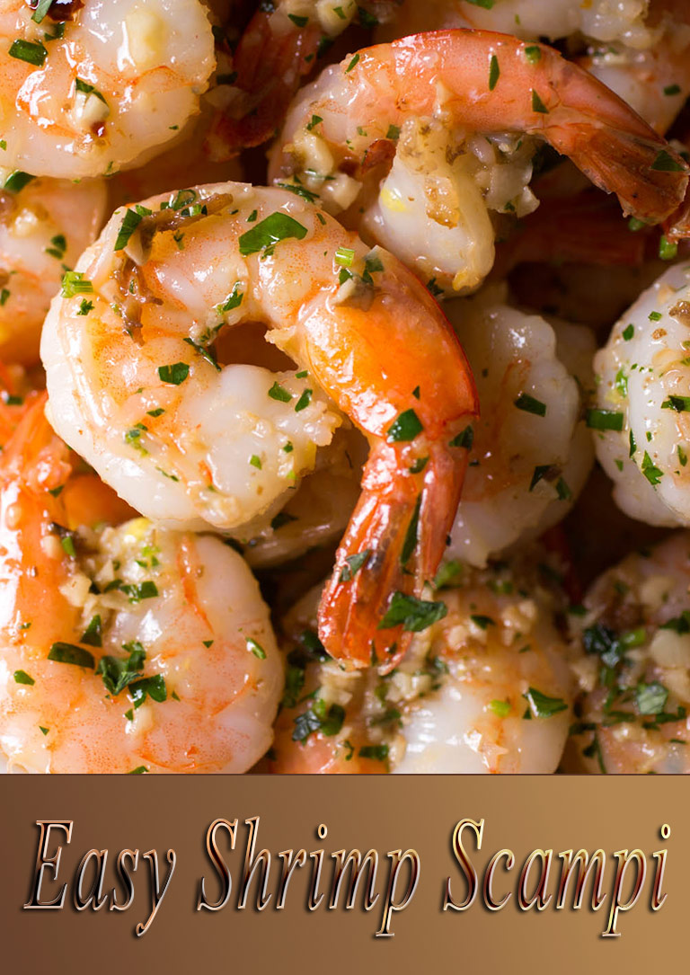 Easy Shrimp Scampi