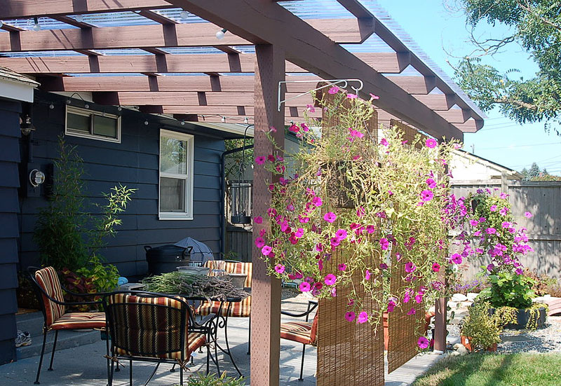 Polycarbonate Roof for Your Patio