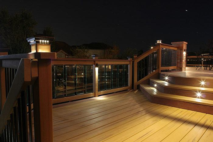 Backyard Lighting Fixtures