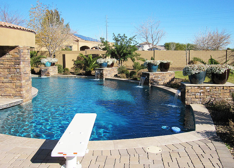 Things to consider when building a swimming pool quiet for Pool estimate