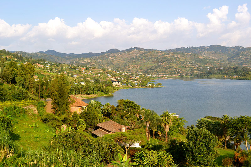 Lake Nyos - Deadliest Lake in the World