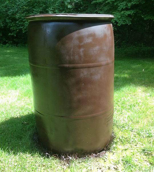 DIY - How to Make Rain Barrel