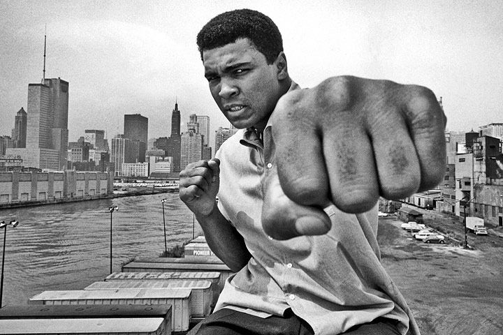 Cause I'm the Greatest! – Story about Muhammad Ali