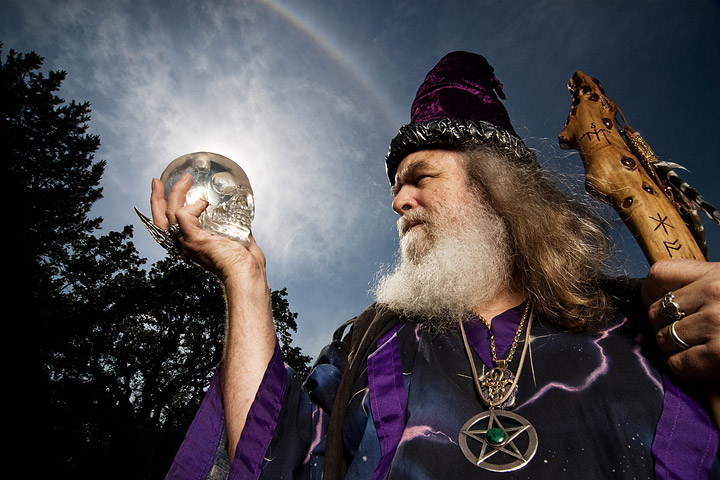 10 Real Life Wizards