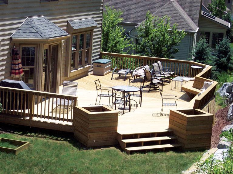 Balcony Deck Design Ideas