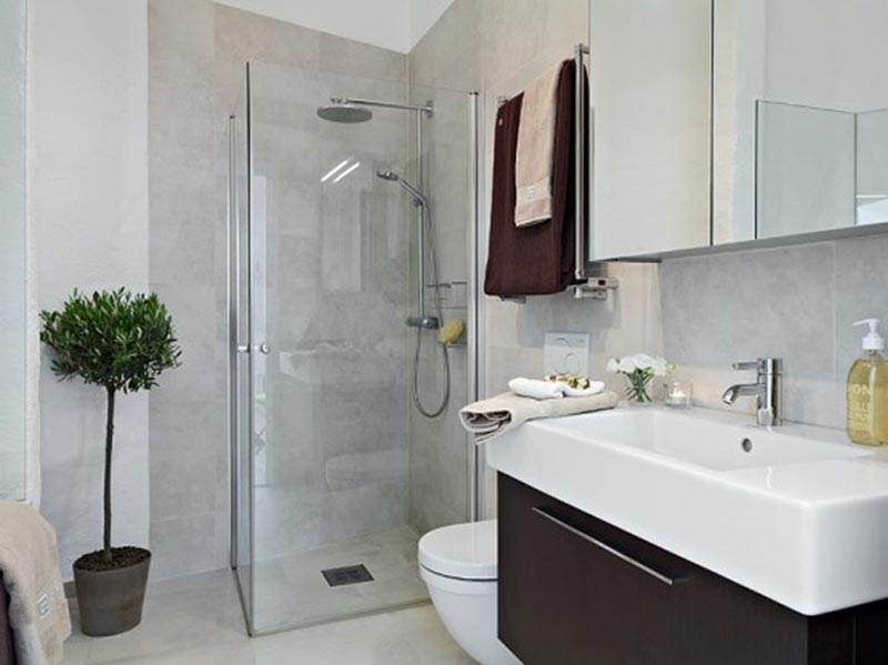 bathroom decor we can choose this modern classy bathroom decorating