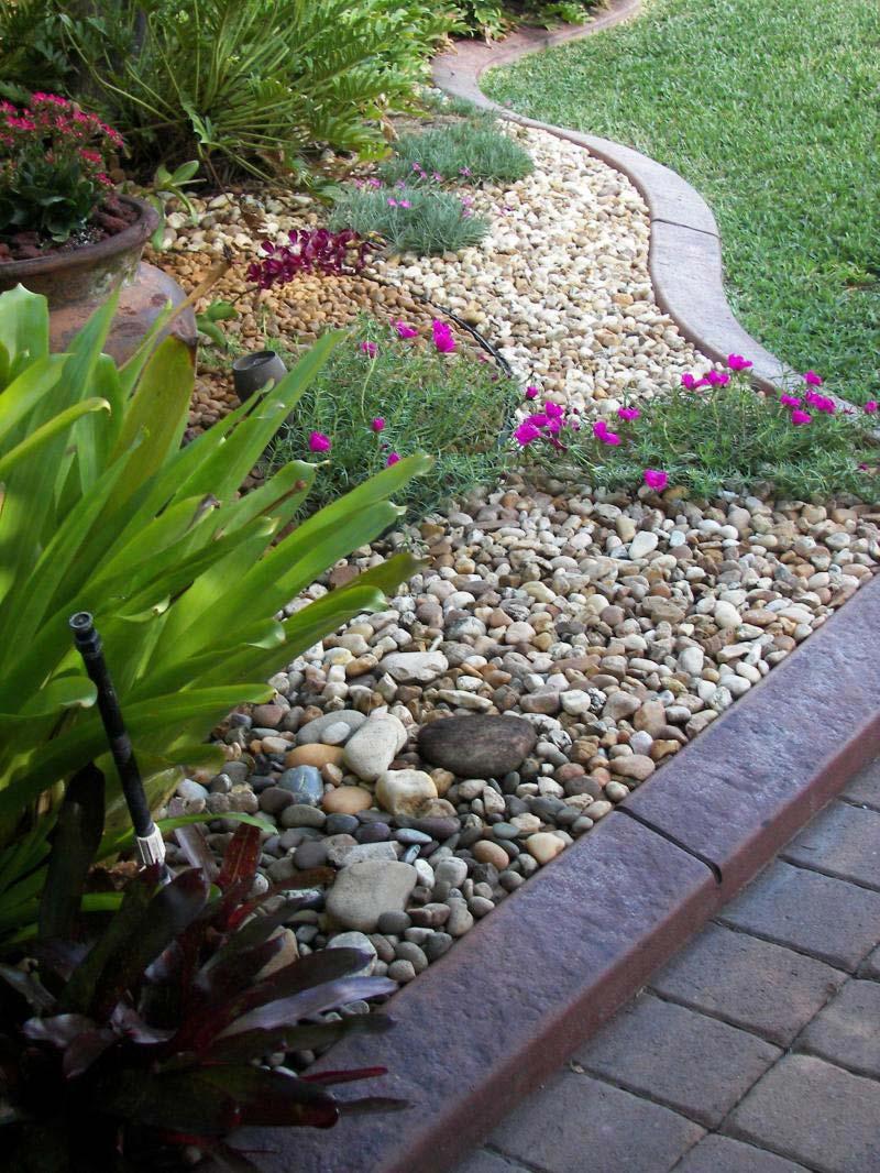 Quiet Corner:Beautiful Rock Garden Ideas - Quiet Corner