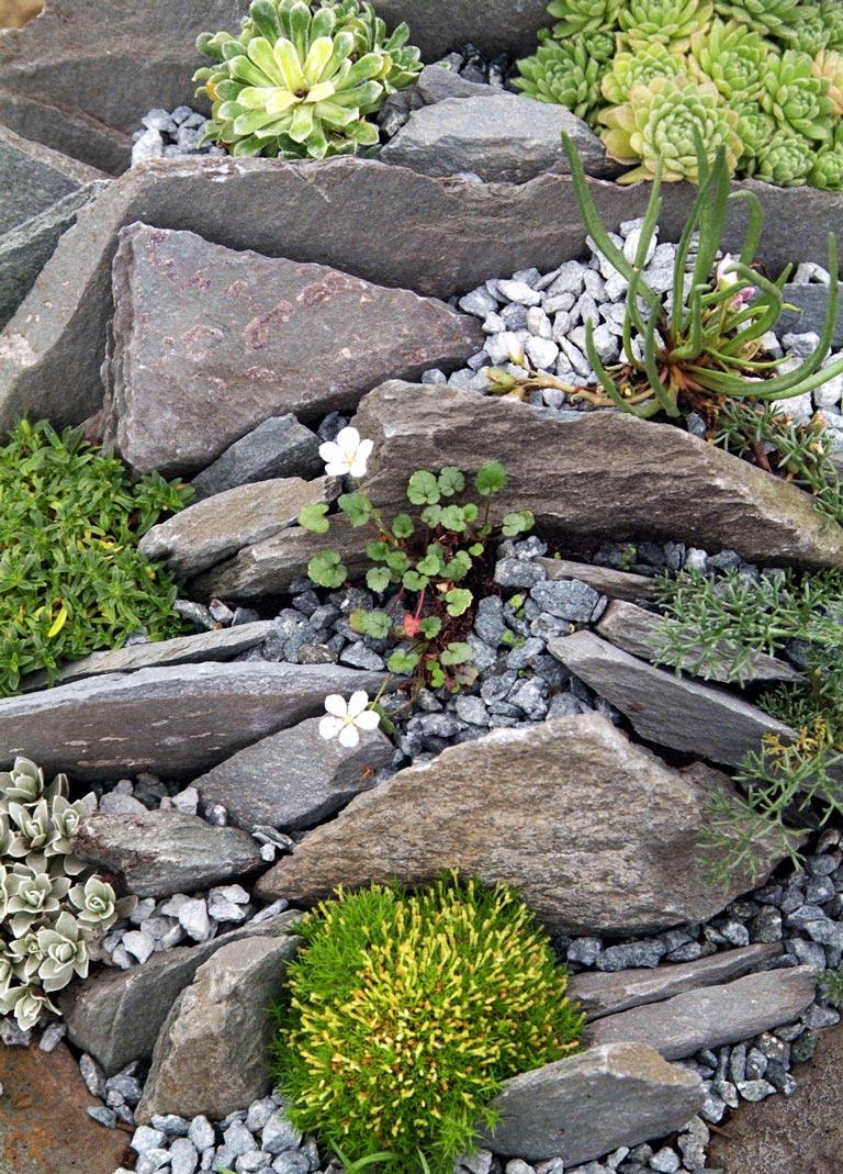 Garden Ideas Small Landscape Gardens Pictures Gallery: Quiet Corner:Beautiful Rock Garden Ideas