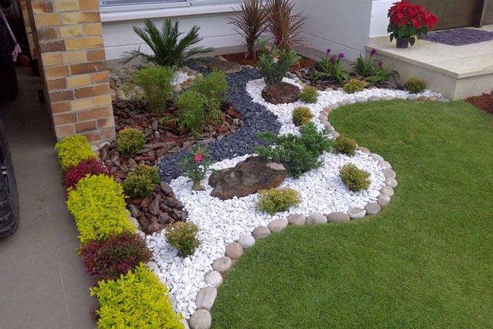 Beautiful Rock Garden Ideas