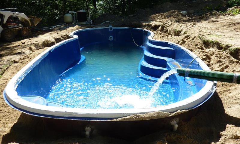 DIY Fiberglass Pool Kit Mistakes and Considerations