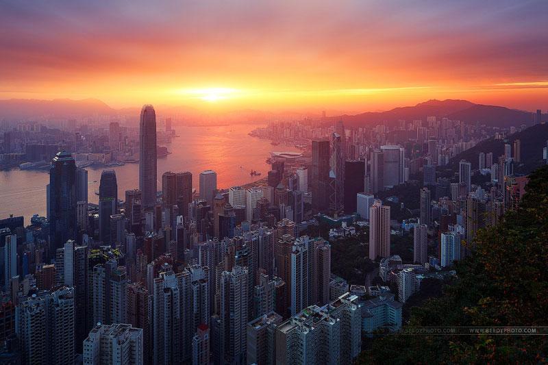 Photographer Julien Grondin Travels the World to Capture Sunrise