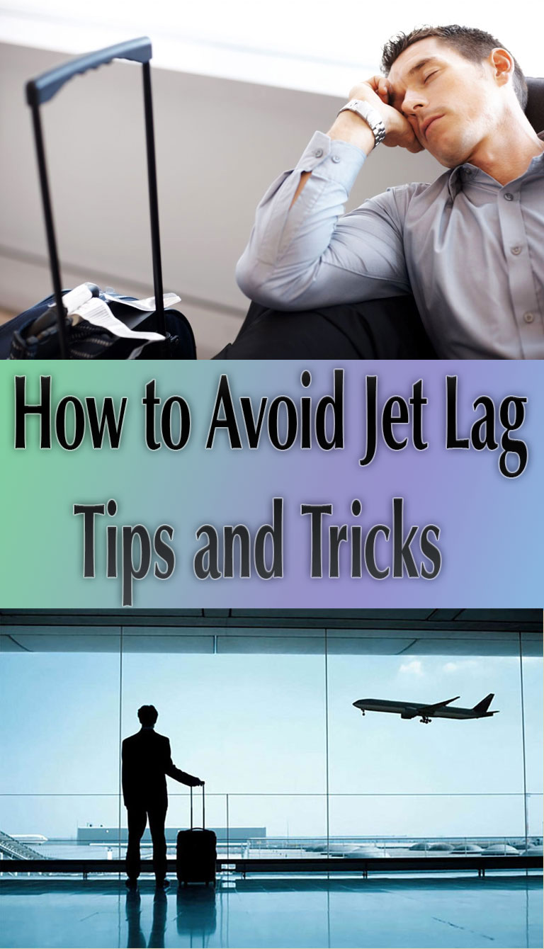 How to Avoid Jet Lag - Tips and Tricks