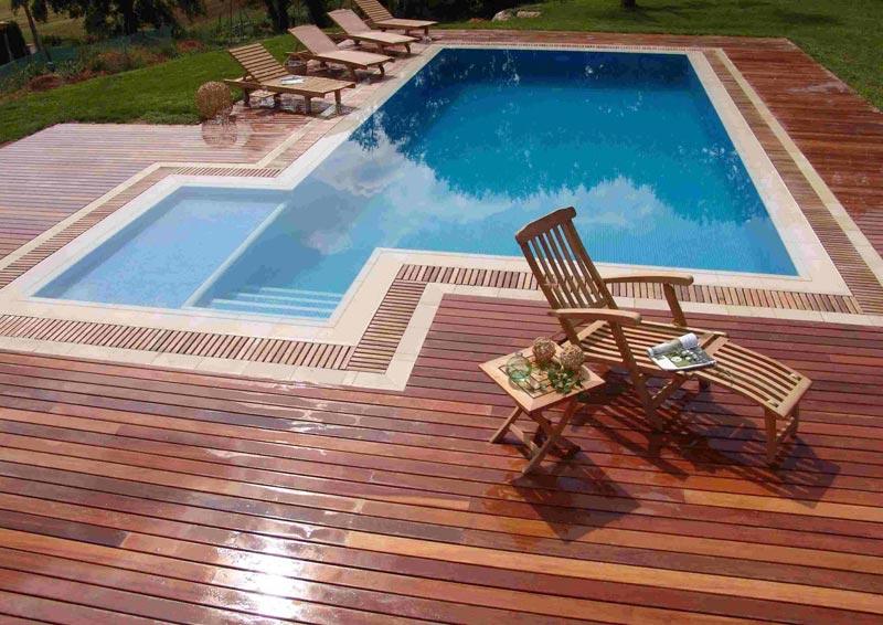 Pool Deck Materials Guide