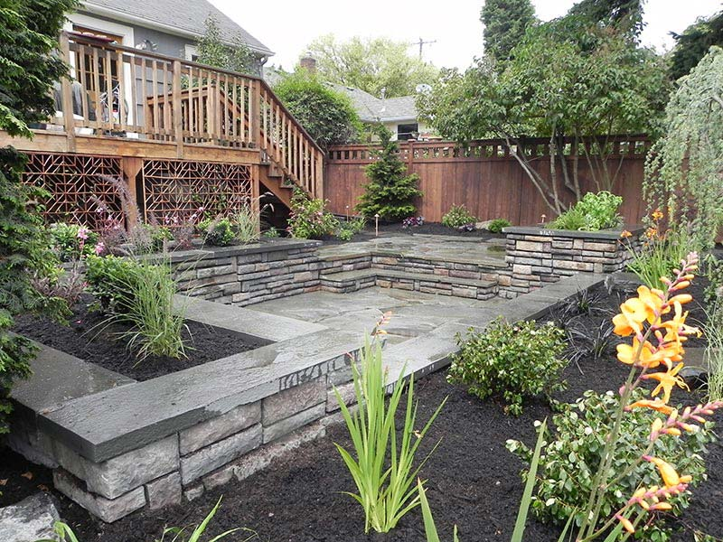 Garden Design For Small Backyards landscape design ideas for small backyards landscape design for