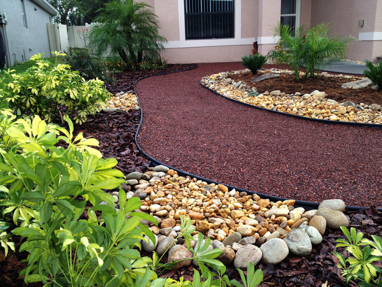 Small yard landscaping design quiet corner - Landscape design for small spaces style ...