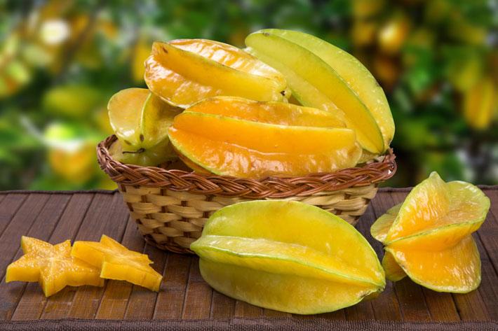 Star Fruit – Amazing Health Benefits