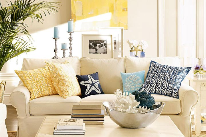 Summer easy home decor ideas quiet corner Home decorating ideas corner