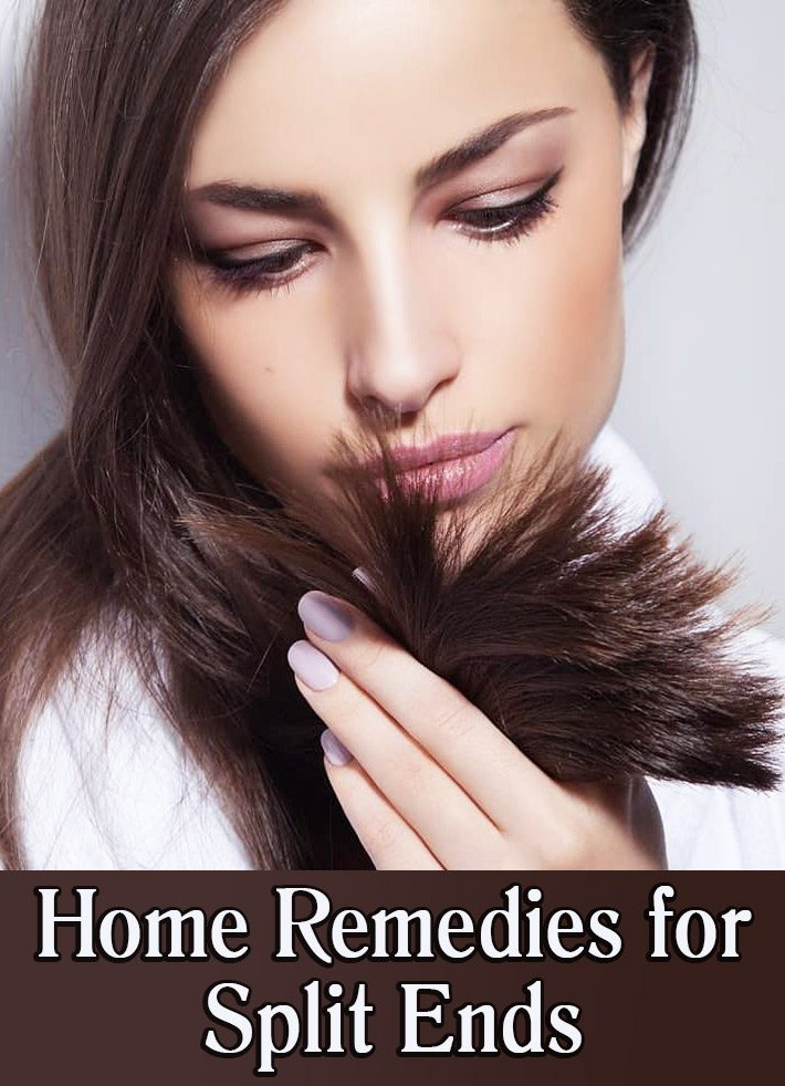 Tips and Home Remedies for Split Ends