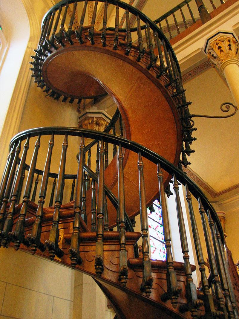 Loretto Chapel: Unreal Staircase of Saint Joseph