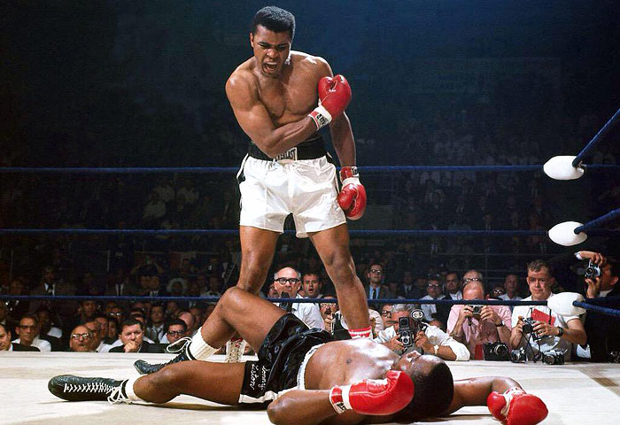 Cause I'm the Greatest! - Story about Muhammad Ali